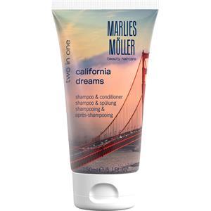 Marlies Möller - Two in One - California Dreams Shampoo & Conditioner