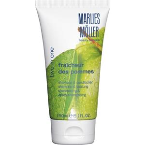 marlies-moller-beauty-haircare-two-in-one-fraicheur-des-pommes-shampoo-conditioner-150-ml