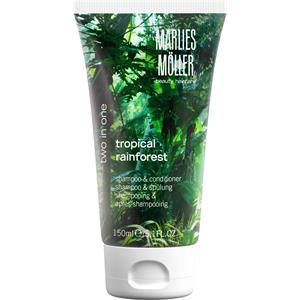 Marlies Möller - Two in One - Tropical Rainforest Shampoo & Conditioner