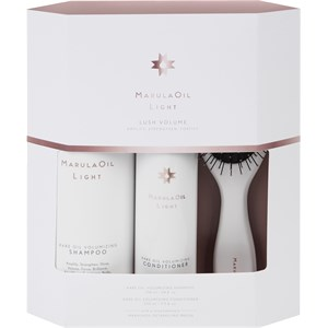 Marula Oil - Hair care - Lush Volume Set