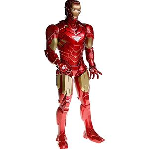 Image of Marvel Pflege The Avengers Badeschaum Ironman 3D 200 ml