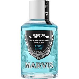 Marvis - Zahnpflege - Eau de Bouche Concentrated Mouthwash Anise Mint