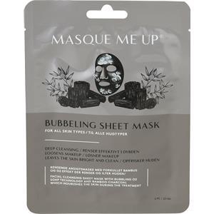 Masque Me Up - Gesichtspflege - Bubbeling Sheet Mask
