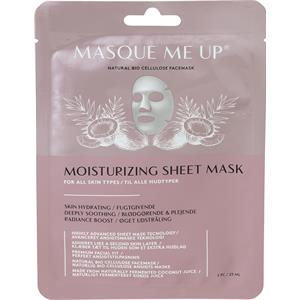Masque Me Up - Facial care - Moisturizing Sheet Mask