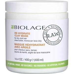 Matrix - R.A.W. - Re-Hydrate Clay Mask