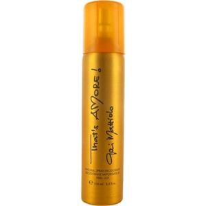Mattiolo - Amore Lui - Deodorant Spray