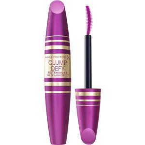 Image of Max Factor Make-Up Augen Clump Defy Extensions Mascara Black 13,10 ml