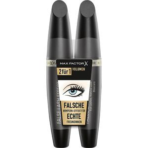 Max Factor - Augen - Limited Edition Bundle False Lash Effect Mascara-Twins