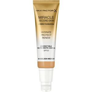 Max Factor - Gesicht - Miracle Second Skin