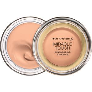 Max Factor - Gesicht - Miracle Touch Foundation