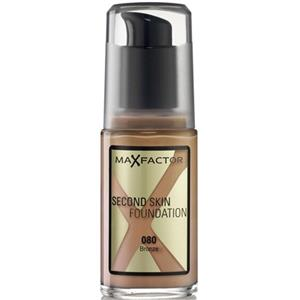 Max Factor - Face - Second Skin Foundation
