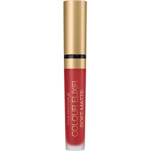 Max Factor - Lippen - Color Elixir Soft Matte