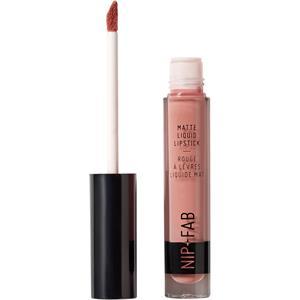 Nip+Fab - Lips - Matte Liquid Lipstick