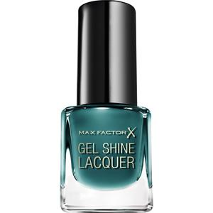 Max Factor - Nails - Mini Gel Shine Lacquer