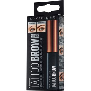 Maybelline New York - Augenbrauen - Tatoo Brow Gel Tint