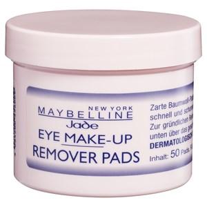 Maybelline New York - Eyeliner - Eye Make-Up Remover Pads