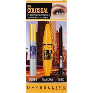 Maybelline New York - Eyeliner - The Colossal Augen Make-Up Set