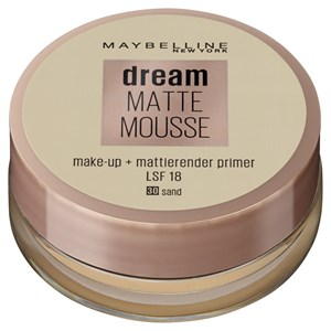 Maybelline New York - Foundation - Dream Matte Mousse
