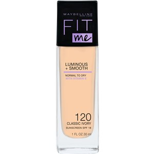 Maybelline New York - Foundation - Fit Me! Liquid Make-Up