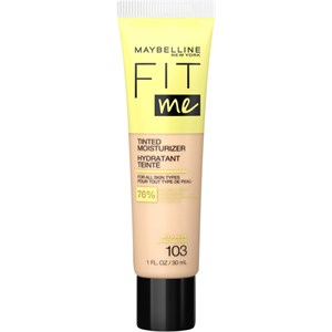 Maybelline New York - Foundation - Fit Me! Tinted Moisturizer