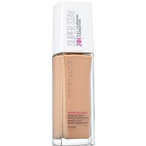 Maybelline New York - Foundation - Super Stay 24h Full Coverage Foundation