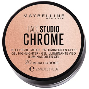 Maybelline New York - Highlighter - Face Studio Chrome Jelly