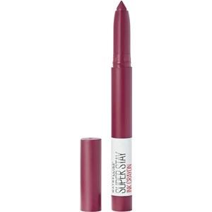 Maybelline New York - Lippenstift - Super Stay Ink Crayon Lippenstift