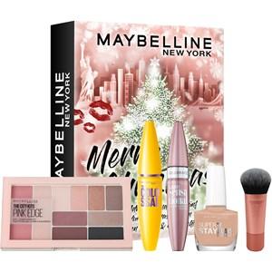 Maybelline New York - Mascara - Mini Advent Calendar Brooklyn