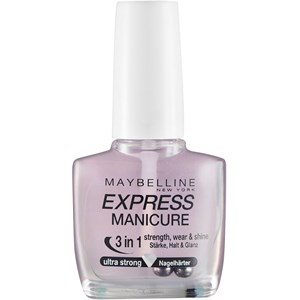 Maybelline New York - Nail care - Express Manicure 3 in 1 Nagelhärter