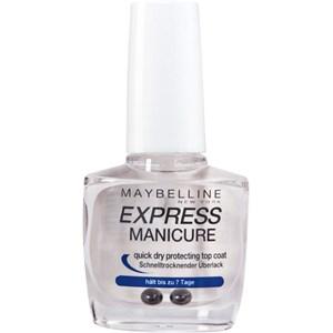 Maybelline New York - Nagelpflege - Express Manicure Schnelltrocknender Überlack
