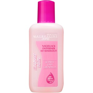 Maybelline New York - Nagelpflege - Mit Mandelduft Express Nails Nagellackentferner