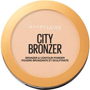 Maybelline New York - Powder - City Bronzer Bronzer & Contour Powder