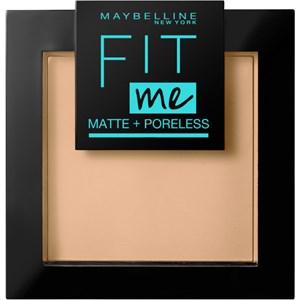 Maybelline New York - Puder - Fit Me! Matte + Poreless Puder