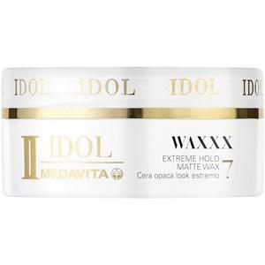 Medavita - Idol - Creative  Waxxx Extreme Hold Matte Wax