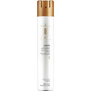 Medavita - Idol - Satin Light Shaper Dry Hair Spray
