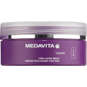 Medavita - Luxviva - Medium Hold Glossy Hair Wax