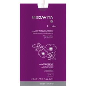 Medavita - Luxviva - Silver Color Enricher Shampoo