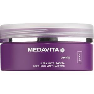 Medavita - Luxviva - Soft Hold Matt Hair Wax