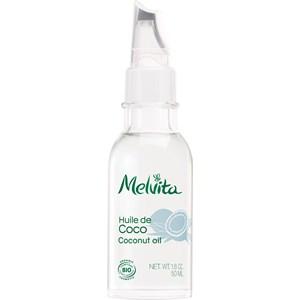 Melvita - Seren & Oil - Kokosnussöl - Trockenes Haar