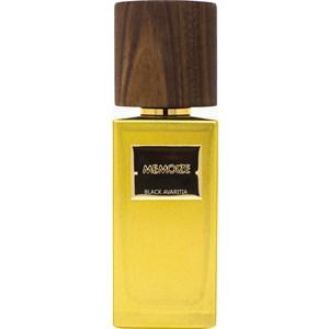 Memoize London - The Dark Range - Black Avaritia Extrait de Parfum