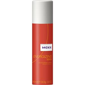 Mexx - Energizing Man - Deodorant Spray Aerosol