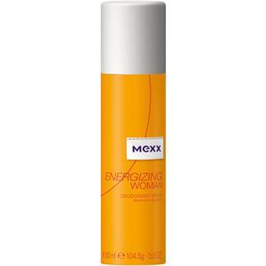 Mexx - Energizing Woman - Deodorant Spray Aerosol