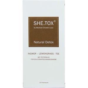 Michael Droste-Laux - Natural Detox - Ginger Lemongrass Tea