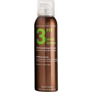 Michael Van Clarke - 3 More Inches - Holding Spray