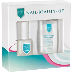 Micro Cell Pflege Nagelpflege Geschenkset Nail Repair 12 ml + Nail Repair Remover 50 ml 1 Stk.