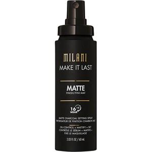 Milani - Setting Spray - Make It Last Matte Charcoal Setting Spray