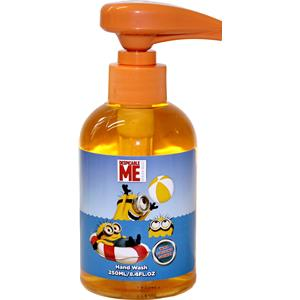 Image of Minions Pflege Körperpflege Giggling Hand Wash with Sound Chip 250 ml