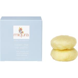 Miqura - Golden Silk Collection - Clean Me Up Puffs