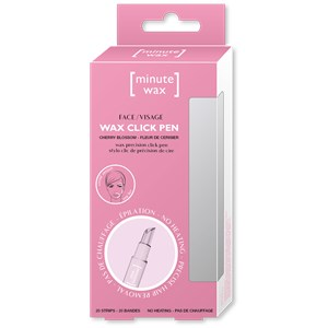 Minute Wax - Wax epilator - Wax Click Pen Pink
