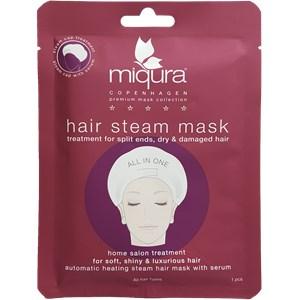 Miqura - Premium Mask Collection - Hair Steam Mask